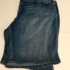 Cato's denim shorts